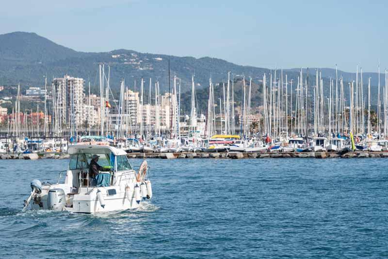 Activitats al Port de Mataró