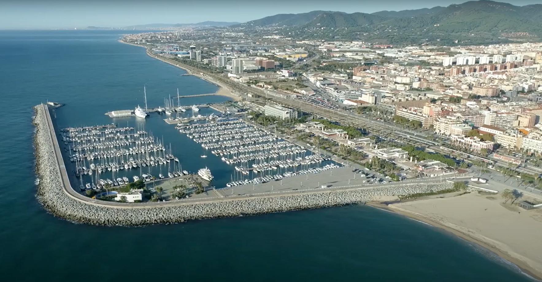 Remodelació del Port de Mataró