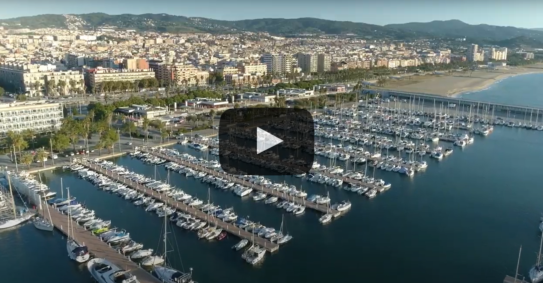 Video Remodelacio Port Mataro