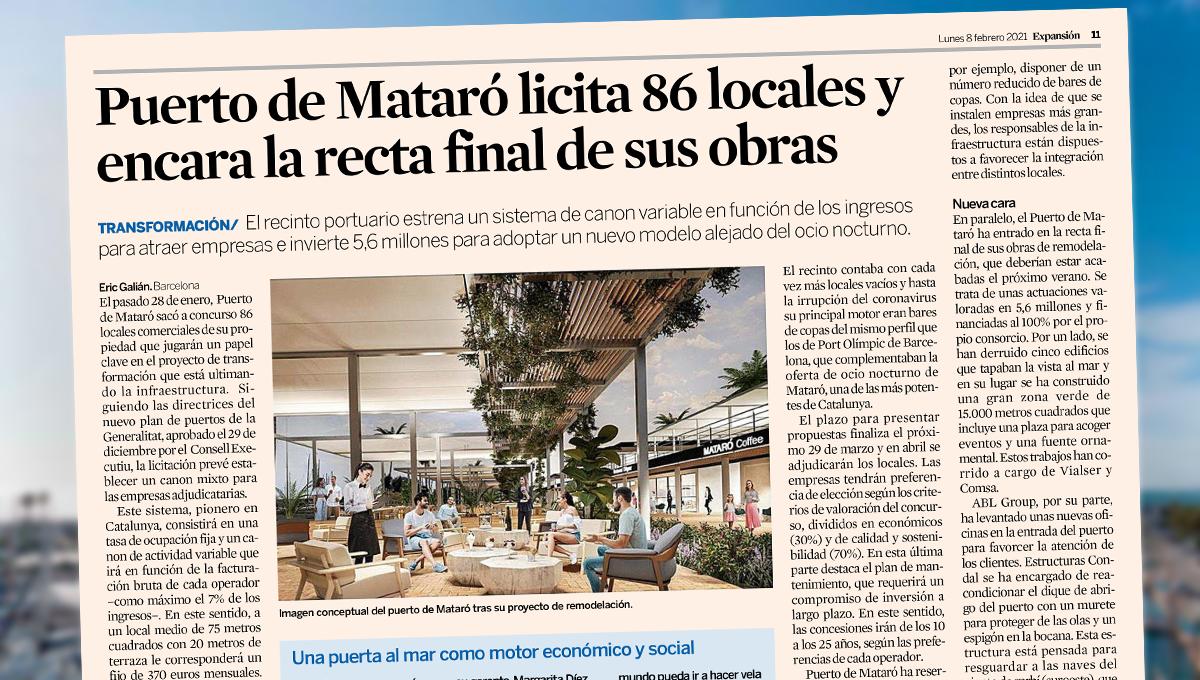 Puerto Mataro locales