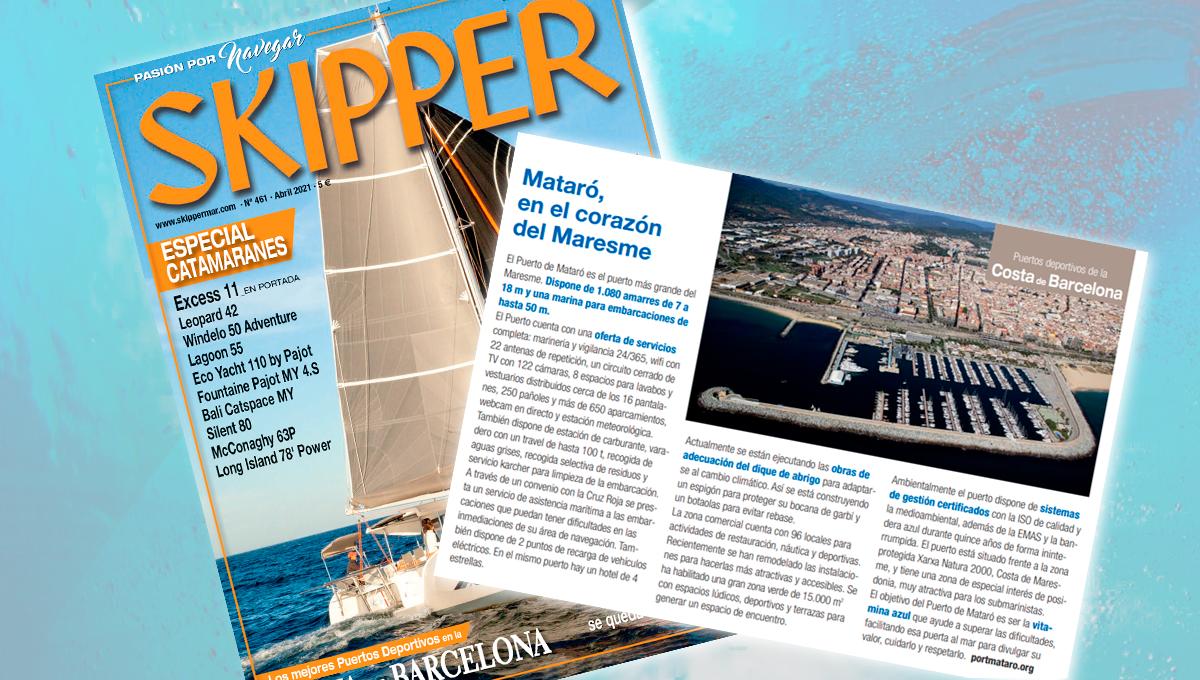 Port de Mataró a Skipper