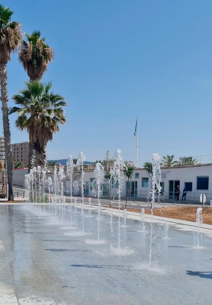 Nova Font Port Mataró