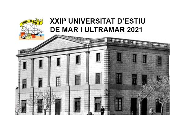 XXIIª UNIVERSITAT D'ESTIU xerrades